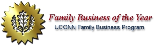 UCONN Family Business of the Year Award Recipient